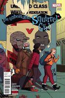 Unbeatable Squirrel Girl #12 MARVEL COMICS Cover A 1st Print