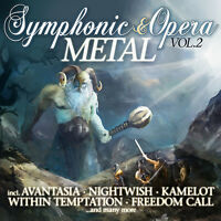 CD Symphonic & Opera Metal Vol.2 von Various Artists  2CDs