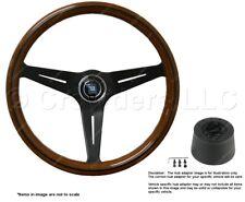 Nardi Deep Corn 350mm Steering Wheel + Hub for Ford 5069.35.2000 + .1508