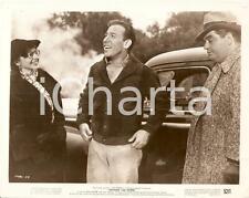 1952 ANYTHING CAN HAPPEN José FERRER Natasha LYTESS Kurt KASZNAR *Foto scena
