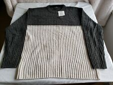Brand new Sonoma brand, 100% Acrylic long-sleeved crewneck sweater in size XL