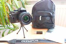 Olympus Evolt E420 l 14x42mm Objektiv l FAST NEU l  XXL EXTRAS I System Kamera