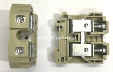 WEIDMULLER SAK DIN RAIL FEED THROUGH TERMINAL BLOCK 150 AMP MAX 70mm CABLE 70/35
