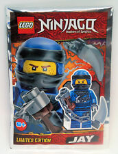 Lego 891946 Ninjago Minifigur Jay Limited Edition Neu/ungeöffnet/New/Sealed