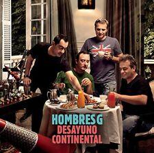 Hombres G: Desayuno Continental (CD, 2010)