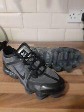Nike Vapourmax Shoes Size UK 5.5 Grey/Black
