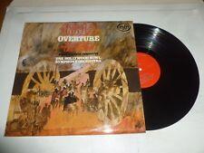 FELIX SLATKIN conducts THE HOLLYWOOD BOWL ORCHESTRA - 1812 Overture  1960s UK LP