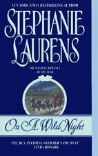 Cynster Novels Ser.: On a Wild Night 8 by Stephanie Laurens (2002, Paperback)