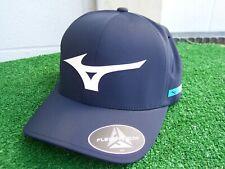 Mizuno Running Bird Navy Light Weight Golf Hat Cap Fitted Small / Medium NEW