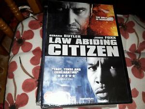 Law Abiding Citizen [DVD]    Gerard Butler , Jamie Foxx new sealed uk dvd