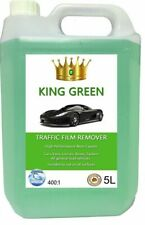 Traffic Film Remover 400:1 CSV 5L King Green For All Vehicles