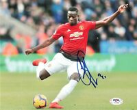 Eric Bailly signed 8x10 photo PSA/DNA Manchester United Autographed