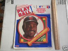 1980's Play Ball Tony Gwynn Padres Plaque MIP Tara toys HTF