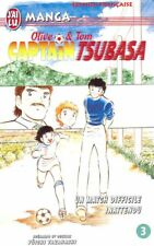 CAPTAIN TSUBASA tome 3 Takahashi OLIVE & TOM manga shonen J'ai Lu