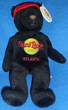 HARD ROCK CAFE ATLANTA the BEAR (CHARLIE BEARA) – with ORIGINAL TAG