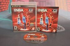 NBA 2K13 USA REGION FREE PLAYSTATION 3 PS3 COMBINED SHIPPING