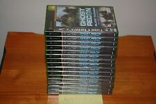 Tom Clancy's Ghost Recon: Island Thunder (Xbox) NEW SEALED MINT, SEVERAL AVAIL!
