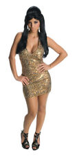 Snooki Jersey Shore Nicole Polizzi Leopard Mini Micro Dress Adult Costume - SM