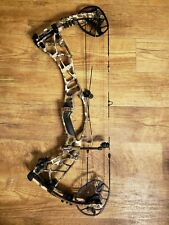 """Hoyt Axius Alpha RH 28-30"""" DL 60-70# with Tight Spot 5 Quiver"""