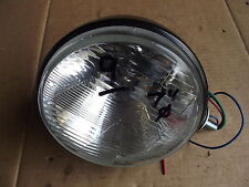 "HI- LOW BEAM 7"" HEADLIGHT INCLUDING PILOT/SIDE LIGHT, MAY FIT CAR VAN TRIKE 9"