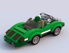 Custom Lego Batman Movie Riddler's Racer - Instructions Only 70903