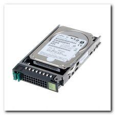 "FUJITSU Primergy 146GB SAS 2.5"" 10k 6GBps SFF HDD hard drive S26361-H1094-V100"