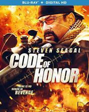 Code of Honor (Blu-ray Disc, 2016) BRAND NEW, SEALED+SLIPCOVER
