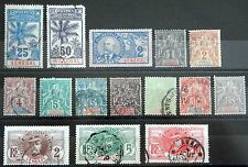 Senegal French Lot VII MH * / used
