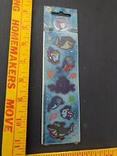 Sandylion RAINBOW FISH Stickers SIP 2000 1 sheet Shark Octopus