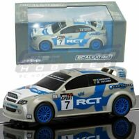 Scalextric C3712 RCT Team Rally Car NO.7 Finland 1/32 Slot Car