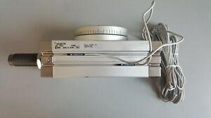 SMC MSQB70R-P93L Pneumatic Rotary Table Cylinder 0.6mPA *FREE SHIPPING* (M657)