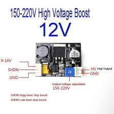 150-220V High Voltage Boost DC Power Supply Module for Nixie Tube Glow Magic Eye