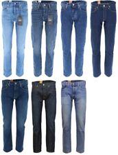 Levis 501 Original Herren Premium Jeans