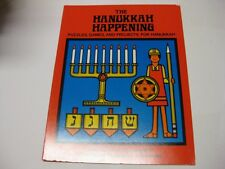 Hanukkah Happening Puzzles, Games, and Projects for Hanukkah JEWISH CHILDRENS