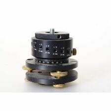Manfrotto 302 Nivelliervorrichtung / Justiervorrichtung / Kamerakopf für Stativ