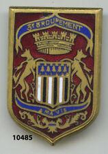 Insigne , CRS. / 3 Groupement  , ( Bretagne )