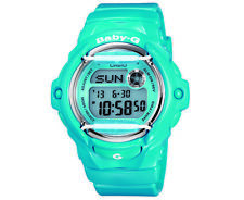 Casio Baby-G Women's 43mm Digital World BG169R-2B Watch - Blue