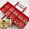 10pcs APMT1135PDER DP5320 milling cutter insert carbide inserts for steel BAP300