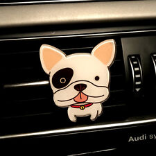 Car Air Freshener Vent Perfume Car-styling Solid Fragrance Lucky Dogs Model Cute