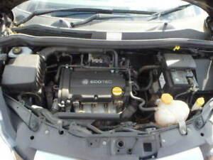 VAUXHALL CORSA C / D MERIVA ASTRA 1.4 16V ENGINE Z14XEP 75K MILES 2005-2010