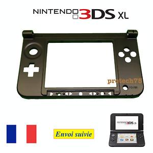Coque chassis inférieur noir pour Nintendo 3DS XL matériel de remplacement 3dsxl