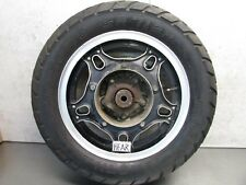 G HONDA CB 900 CUSTOM 1980 OEM  REAR WHEEL