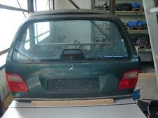 Heckklappe Mercedes E-Klasse W210 Bj98 Kombi alexandritgrün metallic