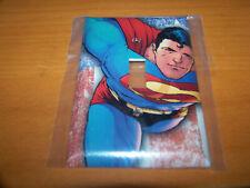 SUPERMAN LIGHT SWITCH PLATE #4