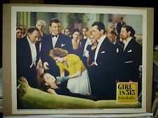 GIRL IN 313, orig 1945 LC [Florence Rice, Lionel Atwill]