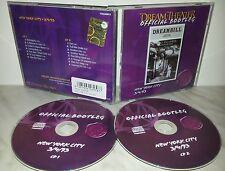 2 CD DREAM THEATER - NEW YORK CITY 3/4/93 - NUOVO - NEW