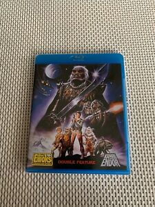 Ewoks * Double Feature * BD * Neu in OVP
