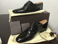 4453580a55c6 Louis Vuitton Authentic Lace Up Shoes size 9 or 10 US Patent Leather With  Box