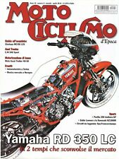 4 2010 MOTOCICLISMO D'EPOCA - YAMAHA RD 350 LC - ZUNDAPP MC/GS 125 - PARILLA 250