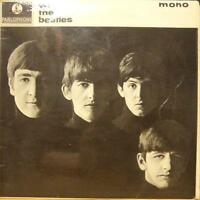 The Beatles(2nd State Vinyl LP)With The Beatles-Parlophone-PMC 1206-UK-VG+/VG+